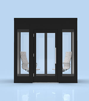 zonez 4x8 privacy booth