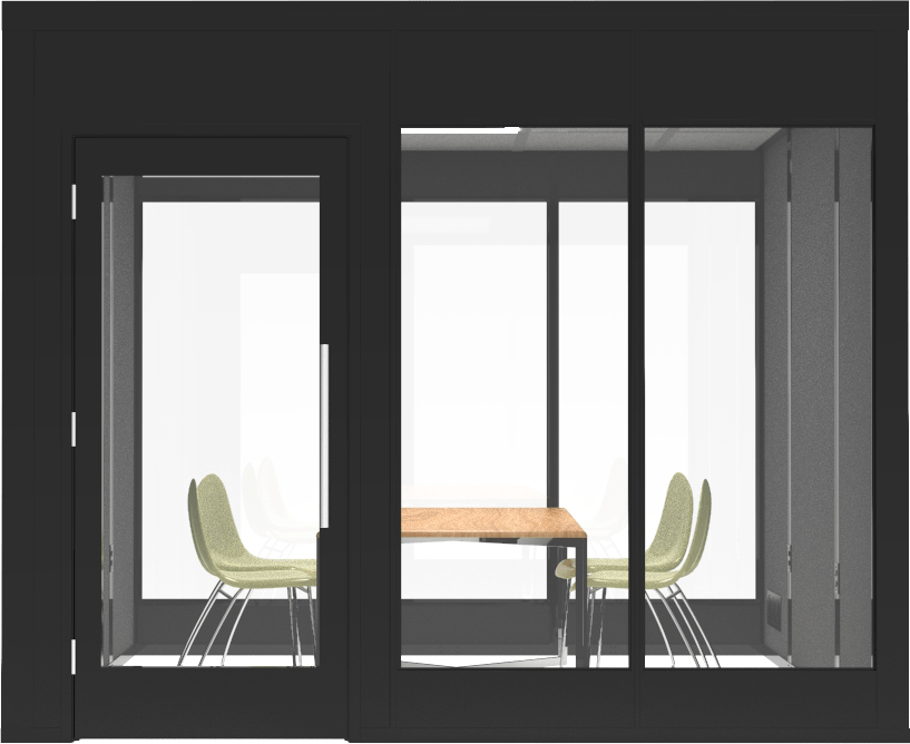 privacy meeting room